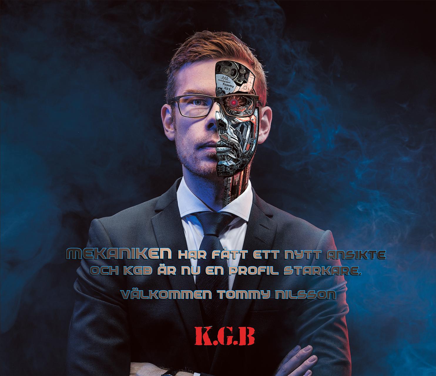 Kgb-tommy-nilsson-cyborg